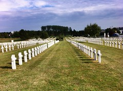 War Graves - Saint Quentin - France
