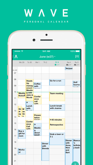 best schedule app for iphone best calendar app for iphone 2018 updated social positives 5218