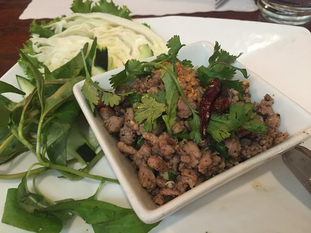 Northern larb - Lotus of Siam