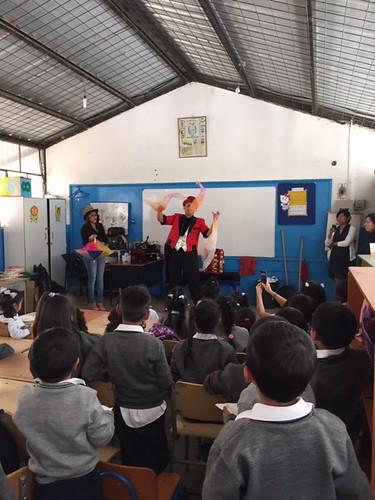 Amadeus Volunteer Day 2015 Ecuador