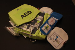 Automated external defibrillators are now available in each campus patrol unit at OSU.