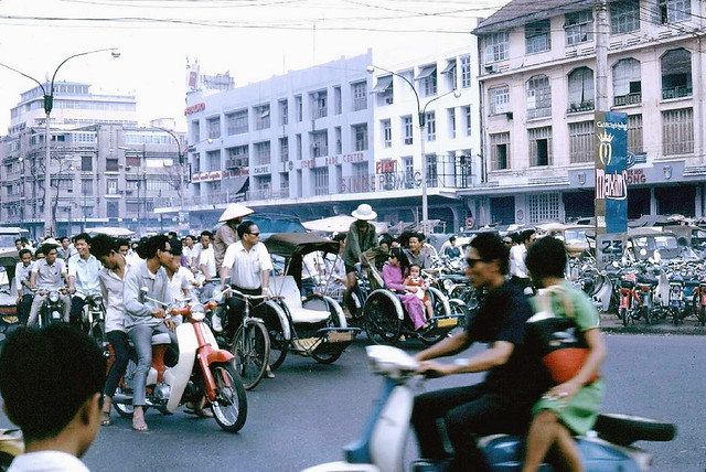 SAIGON 1969 by Michael & Lisa T