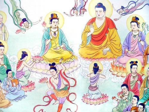 Người trước khi chết có những biểu hiện sanh về cõi Đức Phật A-di-đà