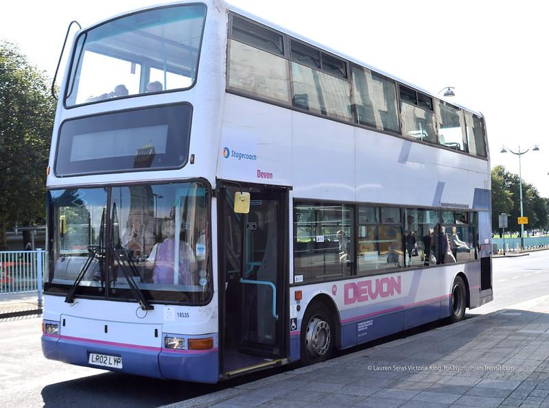 Stagecoach 18535 LR02LYP