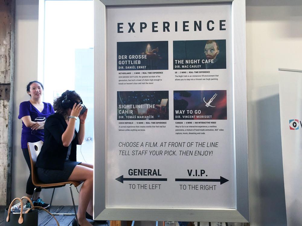 Kaleidoscope VR Film Festival 2