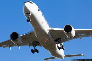 Finnair Airbus A350-900 cn 018 F-WZFM // OH-LWA