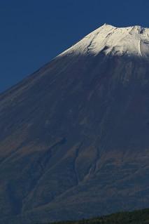 富士山 初冠雪, Mt. Fuji