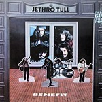 Jethro Tull Benefit FOC Huge Poster Pink Island