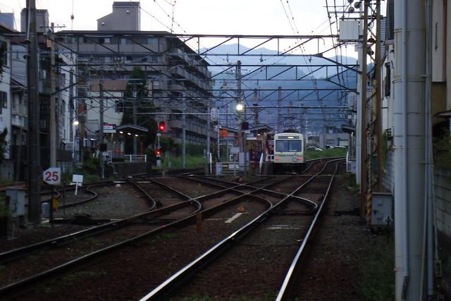 2015/09 叡山電車×NEW GAME! ラッピング車両 #36