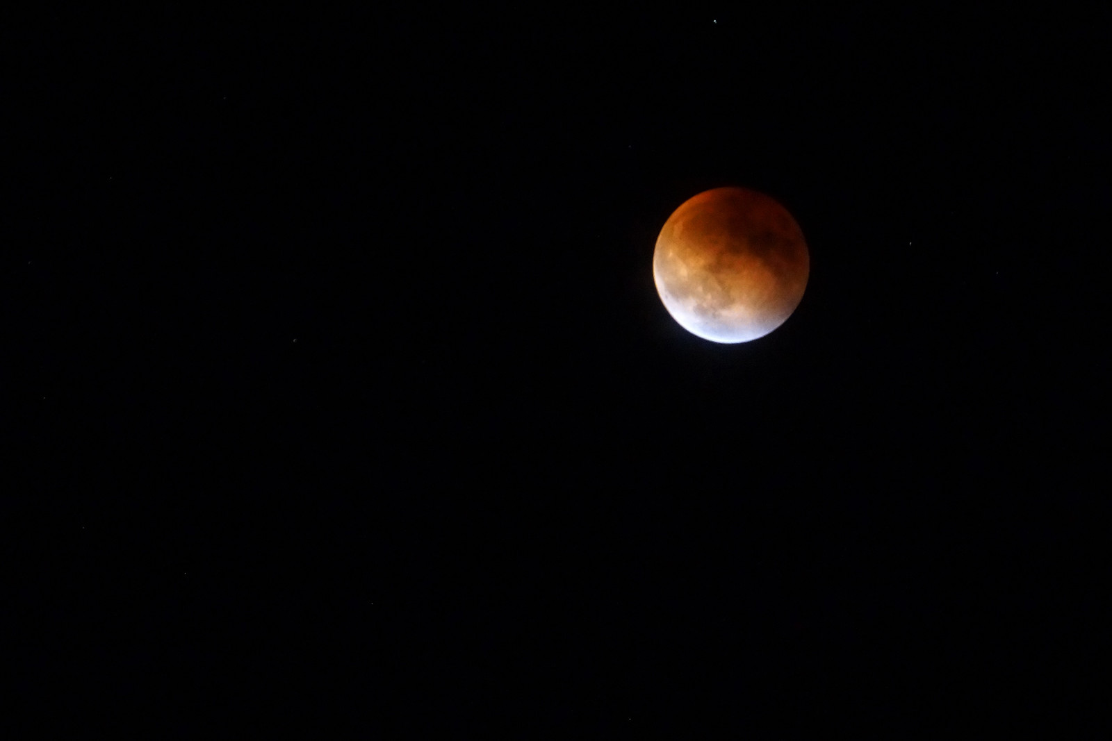 Supermoon, Blood Moon, Lunar Eclipse