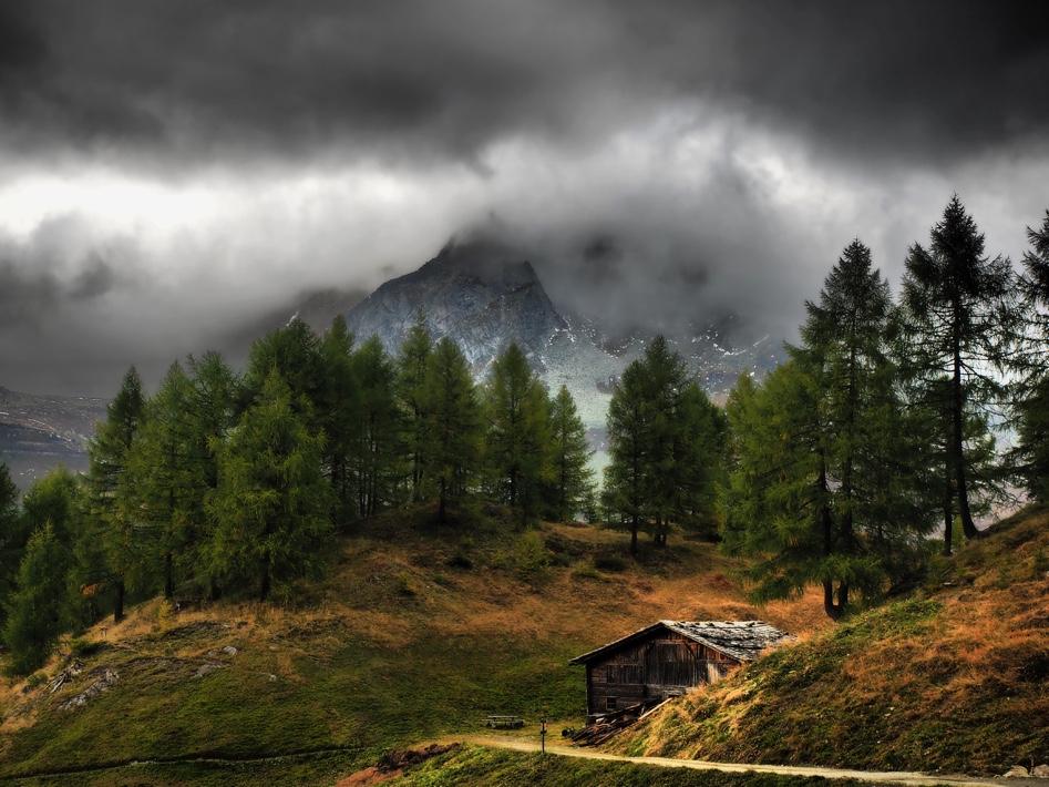 Hala w chmurze