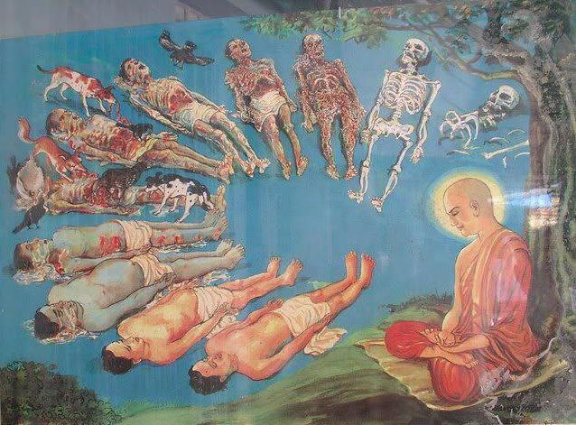 Biểu hiện của người chết không siêu thoát và phải sanh vào ác đạo