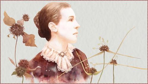 """Lilias Trotter"" c.2014 by Austin Blasingame"