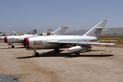 MIG-17 FRESCO MARCH FIELD MUSEUM RIV AIRPORT