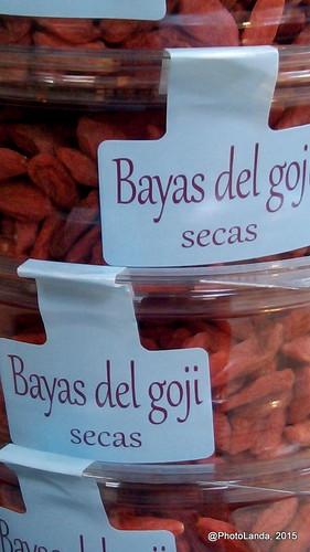 Bayas de Goji