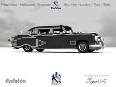 Ralston Tigre MkII-C 6-Window Limousine - 1958