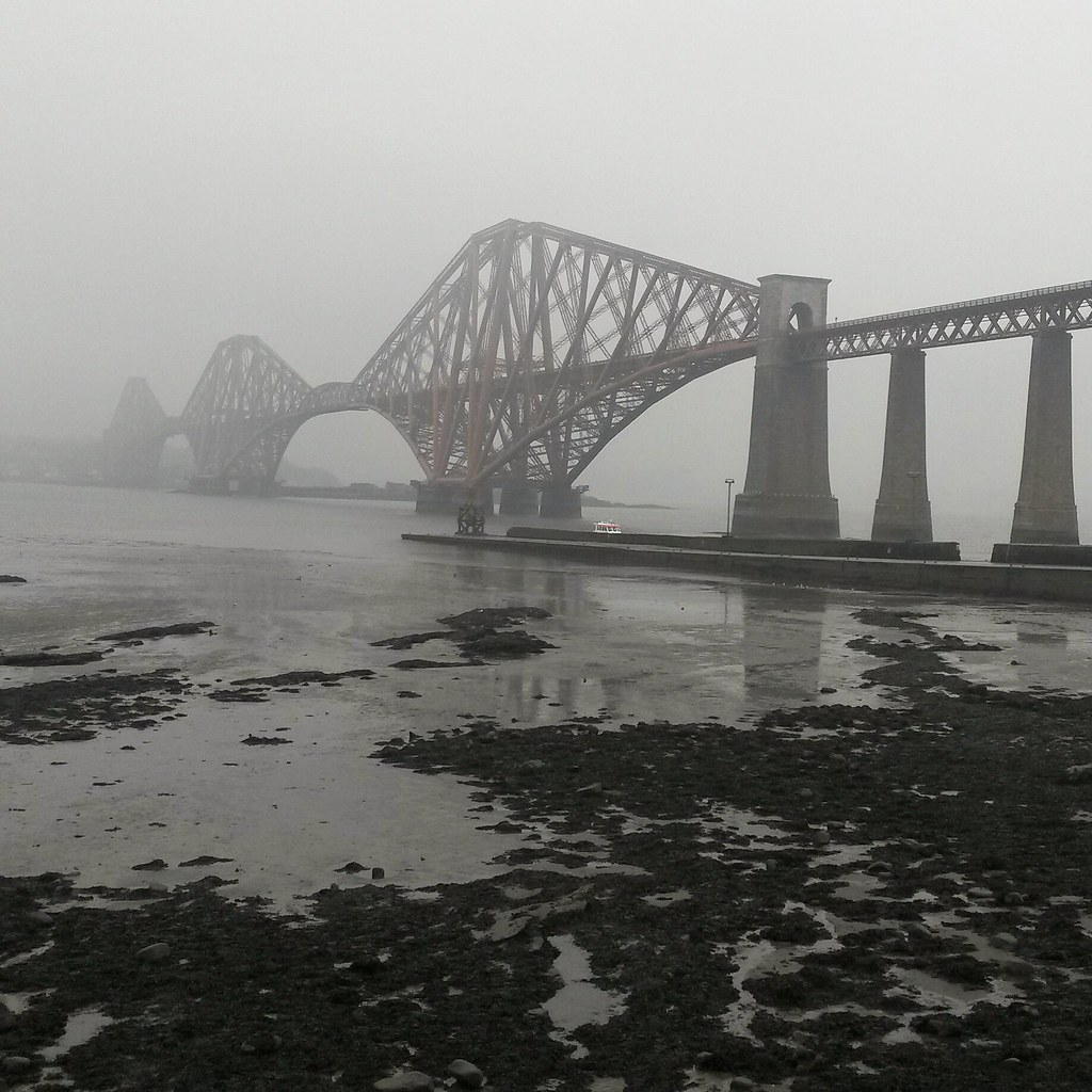 Forth Bridge, Skotlanti