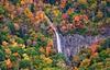 Glassmine Falls - Blue Ridge Parkway