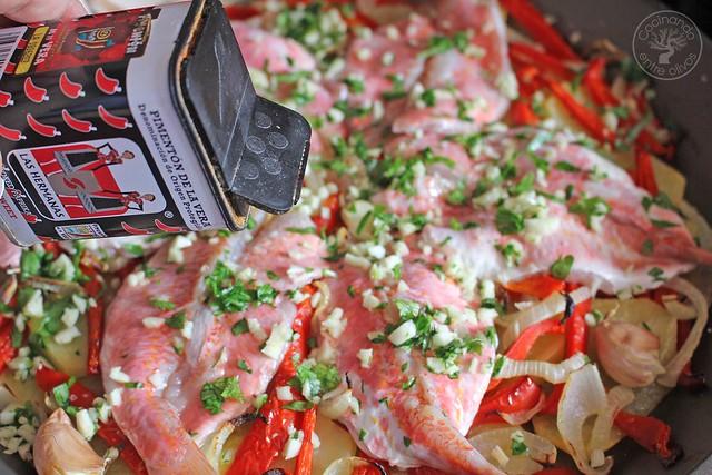 Salmonetes al horno www.cocinandoentreolivos.com (13)
