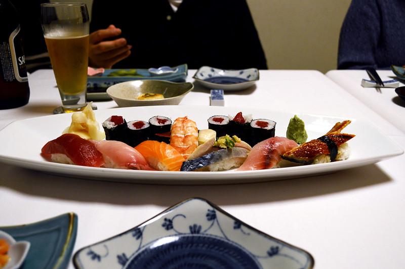 Chef's Choice Sushi Platter