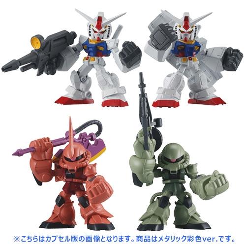 《機動戰士 鋼彈》GUNDAM EXPAND SP01 特殊造型 登場!
