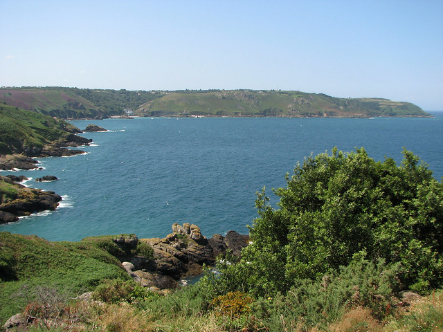 Last view to Bouley Bay