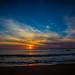 Hope Cove Sunset by JKmedia