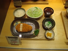Tonkatsu Wako Meal Models 2