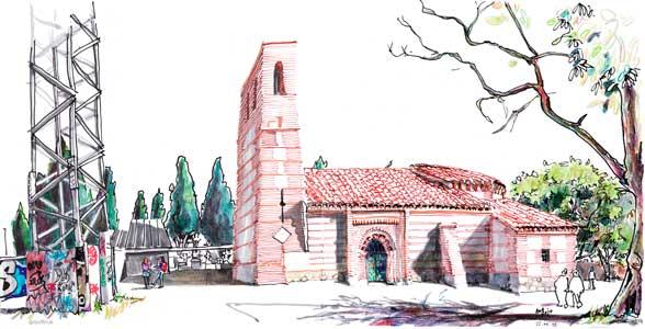 Iglesia en Carabanchel Bajo