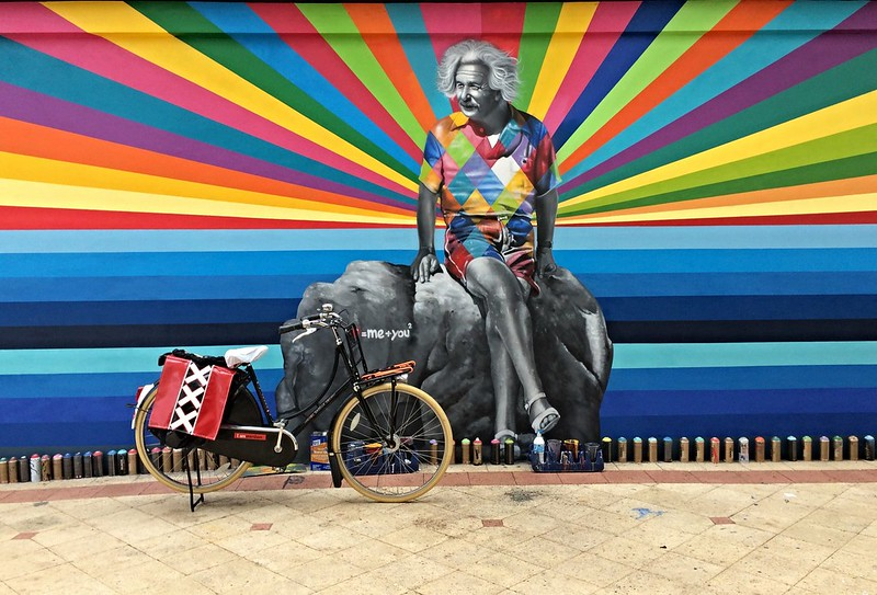 Art Bike Tour
