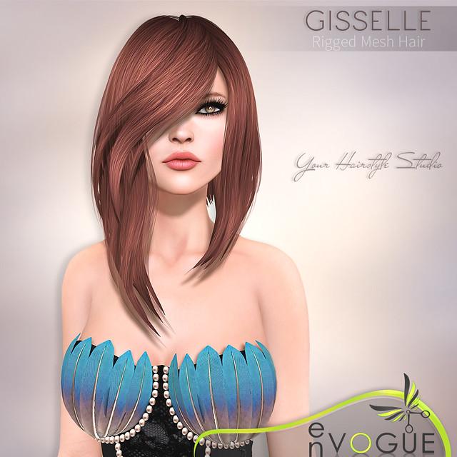 enVOGUE - GISSELLE Hair