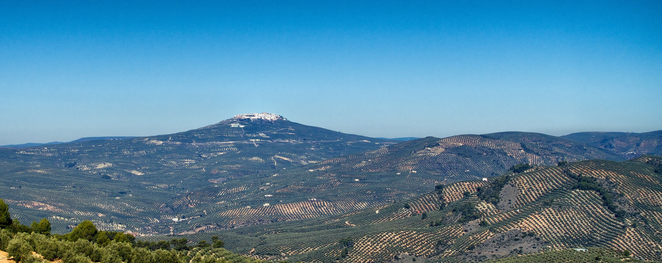 Great Cycling Climbs of Andalucia - Iznatoraf - The Eternal Lookout