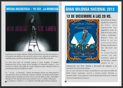 Revista Punto Tango 110 Diciembre 2015-5