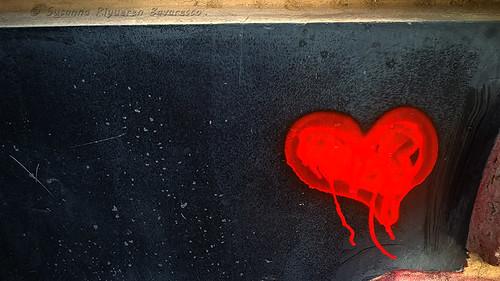 Il muro del cuore