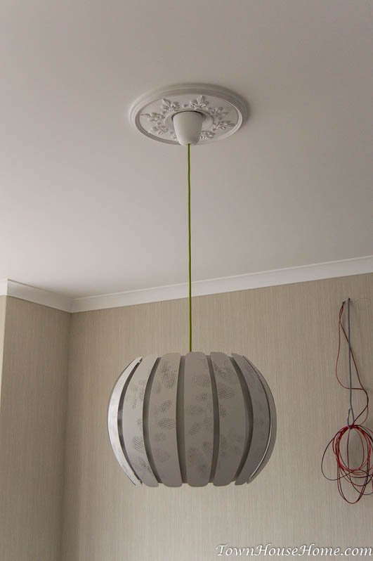 Living room pendant