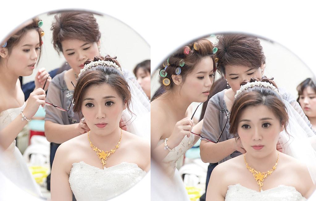 台南婚攝 情定婚宴城堡 (8)
