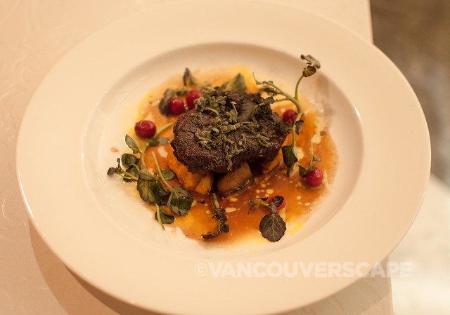 West/Braised Wagyu beef cheek