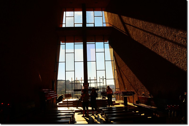 The Chapel of the Holy Cross 5