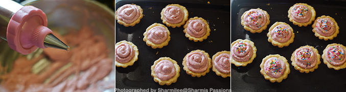 How to make Strawberry  Tarts - Step7
