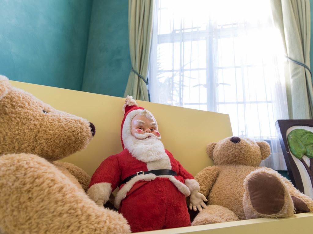 山手西洋館クリスマス装飾2015⑥