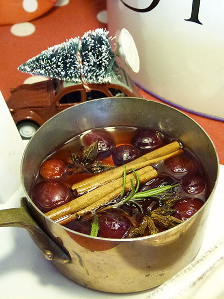 wet pot pourri