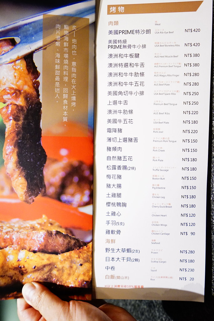 鮨樂海鮮市場