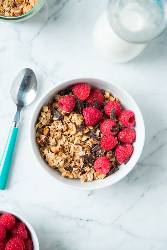 Honey and Hazelnut Granola | Will Cook For Friends