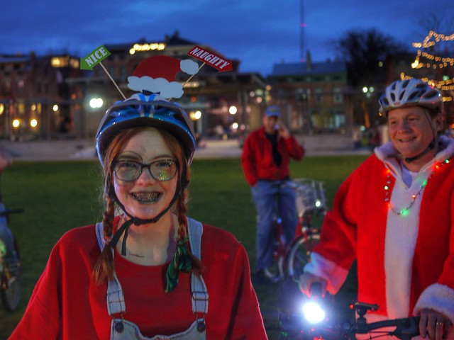 The 2015 Holiday BRIGHT Ride