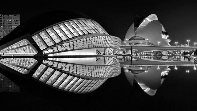 Abstract Utopia by Calatrava