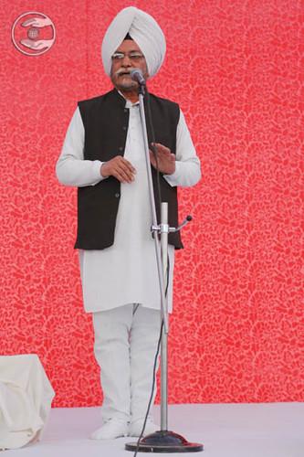 Prabdayal Singh from Sirhind Mandi, Punjab, expresses his views