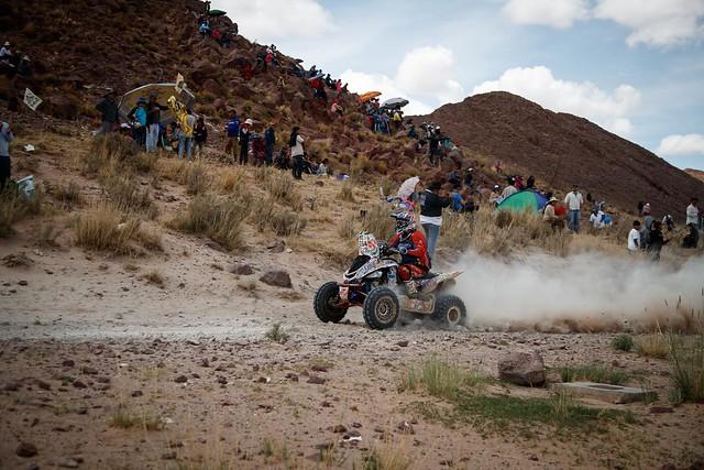 Сергей Карякин возглавил общую классификацию Quad на ралли Dakar 2017