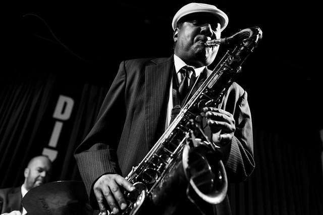Zane Wayne Massey live at jazzcafe Dizzy, Rotterdam
