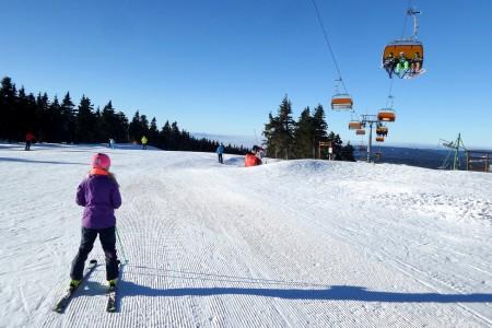 SNOW tour 2016/17: Klínovec – tříkilometrová dálnice v Krušných horách