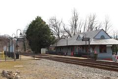 Kensington B&O Railroad Station